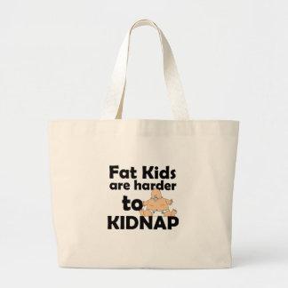 Fette Kinder sind härter zu entführen