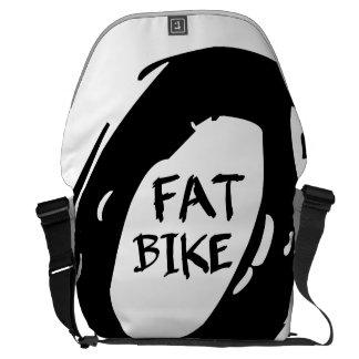 Fettes Fahrrad Kurier Tasche