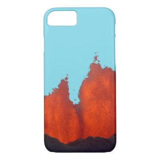 Feuer-Brunnen iPhone 7 Fall iPhone 8/7 Hülle