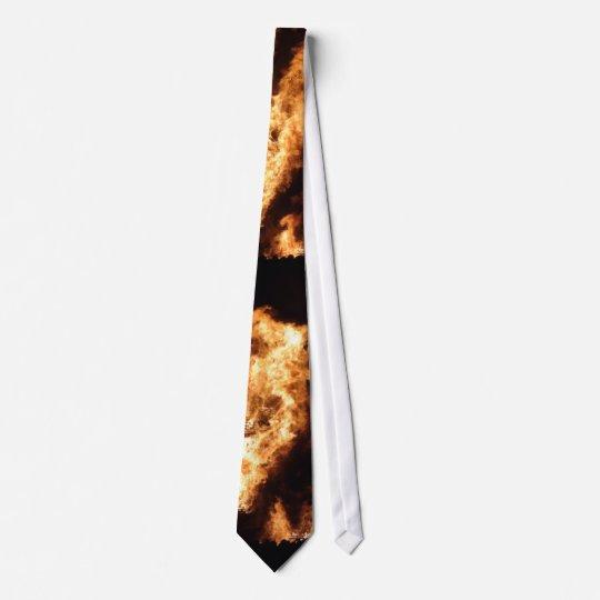 """""""Feuer"""" by mysteryella Personalisierte Krawatten"""