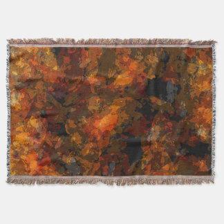 Feuer-Glut Decke