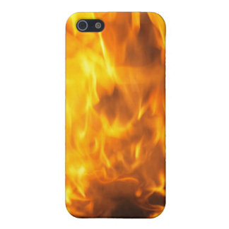 Feuer iPhone 5 Cover