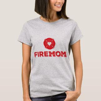Feuer-Mamma T-Shirt