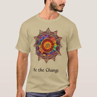 Feuer-Mandala ~ BTC T-Shirt