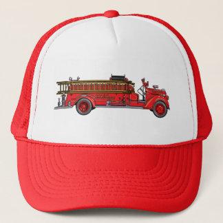 Feuer Truck_01 Truckerkappe