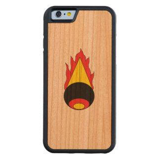 Feuerkugel Bumper iPhone 6 Hülle Kirsche