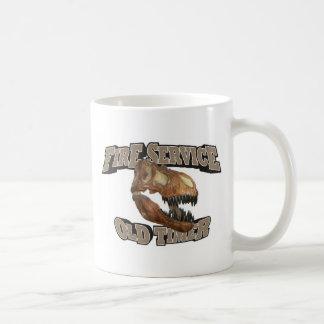 Feuerwehr-alter Timer! Kaffeetasse