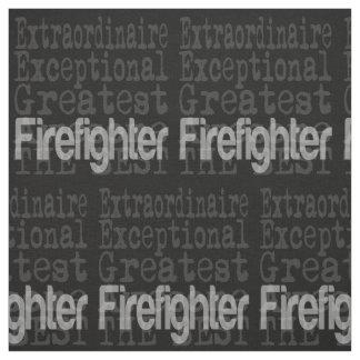 Feuerwehrmann Extraordinaire Stoff
