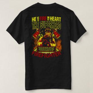 Feuerwehrmann-T-Shirt T-Shirt