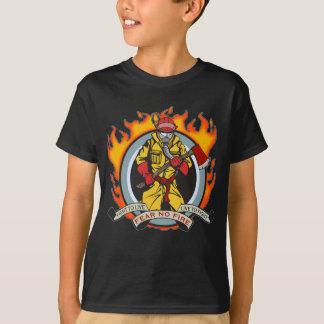 Feuerwehrmänner befürchten kein Feuer T-Shirt