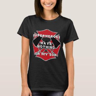 Feuerwehrmansohnt-stück T-Shirt