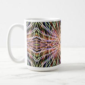 Feuerwerks-Fest Kaffeetasse