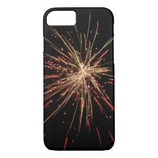 Feuerwerks-Telefon-Kasten iPhone 8/7 Hülle
