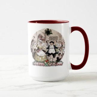 Fezziwig-Dickens und WeihnachtsTasse Tasse