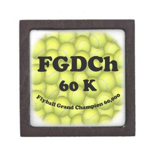 FGDCh 60K, Flyball großartiger Champion, 60.000 Schmuckkiste