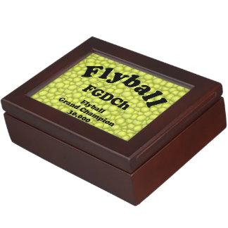 FGDCh, Flyball großartiger Champion, 30.000 Punkte Erinnerungsdose