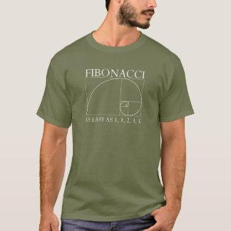 Fibonacci - Dunkelheit T-Shirt
