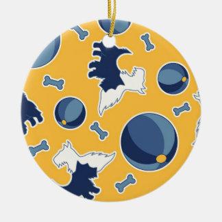 Fido! Keramik Ornament