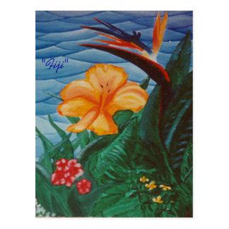 """""""Fidschi"""" Postkarte"""