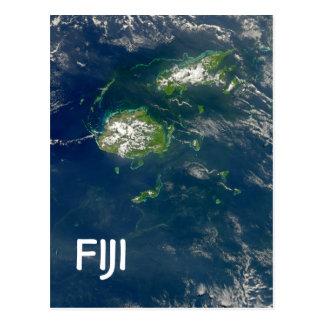 Fidschi-Postkarte Postkarte