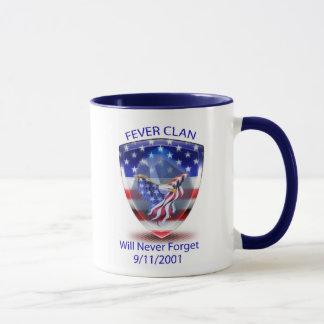 Fieber-Clan-Tasse 9/11/2001 Tasse
