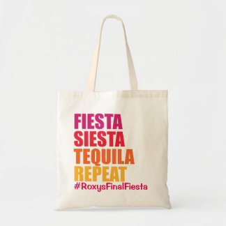 Fiesta Bachelorette Taschen-Tasche Tragetasche
