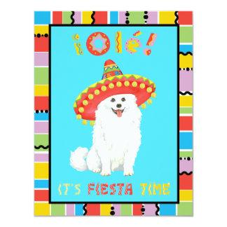 Fiesta Eskie 10,8 X 14 Cm Einladungskarte