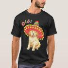 Fiesta-golden retriever T-Shirt