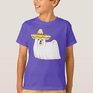 Fiesta maltesisch T-Shirt