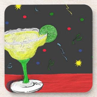 Fiesta Margarita Getränke Untersetzer