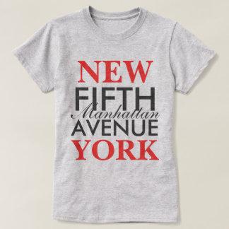 Fifth Avenue New York T-Shirt