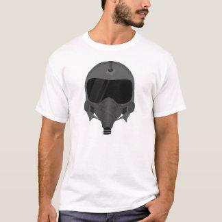 Fighter Pilot Helmet T-Shirt