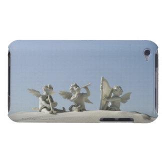 Figurines d'ange avec des instruments de musique d coque iPod Case-Mate