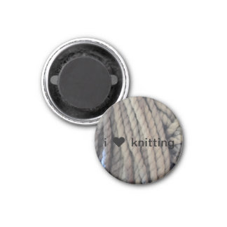 Fil gris magnet carré 2,50 cm