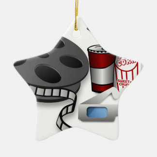 Film 3D Keramik Ornament