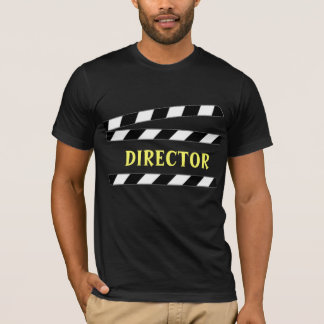 Film Clapperboard T - Shirt