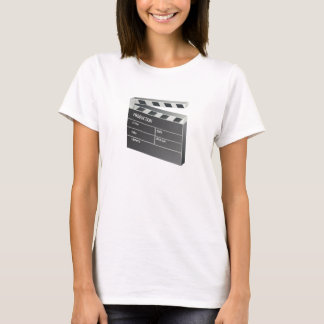 Film Clapperboard T-Shirt