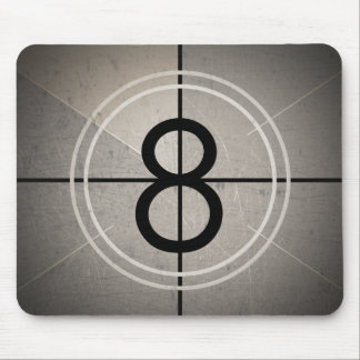 Film-Count-down Mousepad