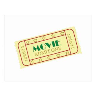 Film-Karten Postkarte