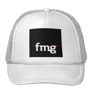 Film-Musik-Gruppe Trucker Mütze