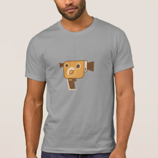 Filmemacher-Film-Kamera personalisiert T-Shirt