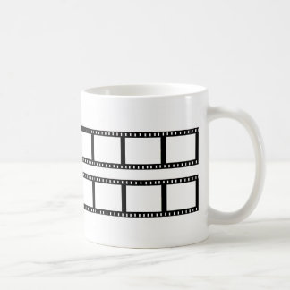 """Filmstreifen"" Fotocollage Kaffeetasse"