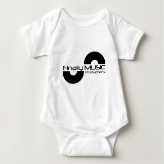 finally music clothes baby strampler