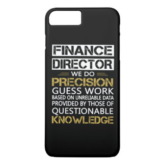 FINANZdirektor iPhone 8 Plus/7 Plus Hülle