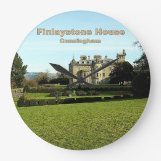 Finlaystone Haus, Cunningham, Große Wanduhr
