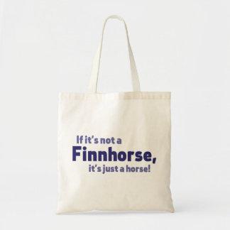 Finnhorse Tragetasche