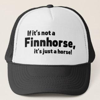Finnhorse Truckerkappe