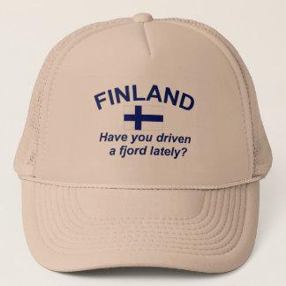 Finnland-Fjord Truckerkappe