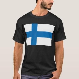 Finnland-Flagge T-Shirt