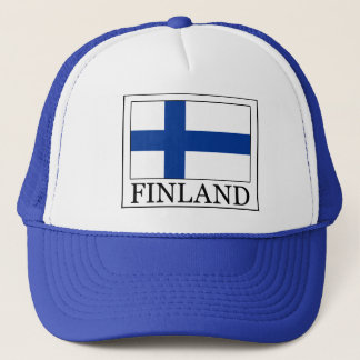Finnland-Hut Truckerkappe